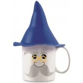 Mug avec chapeau - Merlin - Grande tasse 40 cl