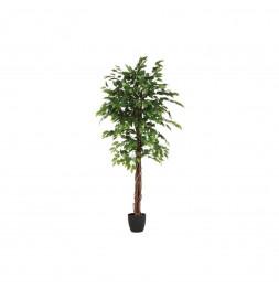 Ficus artificiel en pot - H. 180 cm