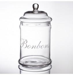 Bonbonnière en verre - Bocal à bonbons