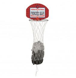 Panier de basket à linge sale - D 32 x H 40 cm - Modèle aléatoire