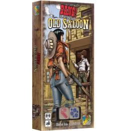 Bang ! Le Jeu de Dés - Old Saloon (Extension)