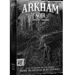 Jeu de carte - Arkham Noir - Affaire 2
