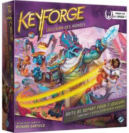 Keyforge : Collision des Mondes (Saison 3) - Boîte de Départ