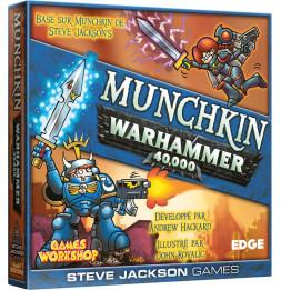 Jeu de cartes - Munchkin Warhammer 40,000