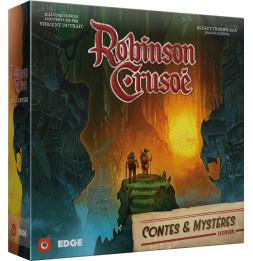 Jeu de cartes - Robinson Crusoé : Contes & Mystères (Extension)