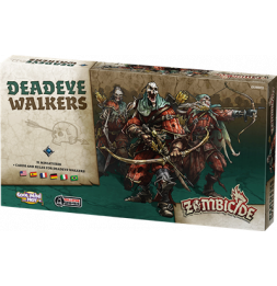Jeu de stratégie - Zombicide Black Plague : Deadeye Walkers