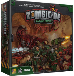 Jeu de stratégie - Zombicide Invader - Dark Side (Saison 2)
