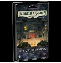 Jeu de cartes - Horreur à Arkham JCE: Meurtre à l'Hôtel Excelsior