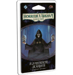 Jeu de cartes - Horreur à Arkham JCE: À la Recherche de Kadath (Campagne 5)