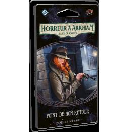 Jeu de cartes - Horreur à Arkham JCE: Point de Non-Retour (Campagne 5)