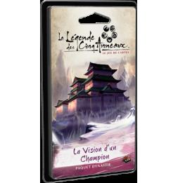 Extension de jeu - Légende des Cinq Anneaux JCE: Vision d'un Champion (Cycle 3)