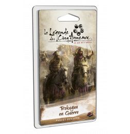 Extension de jeu - Légende des Cinq Anneaux JCE: Rokugan en Guerre (Cycle 4)