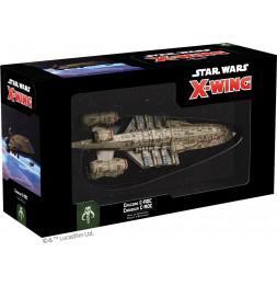 Star Wars X-Wing 2.0 : Croiseur C-ROC (Extension Racailles)