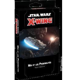 Star Wars X-Wing 2.0 - Moi et les Probabilités (Extension Obstacles)