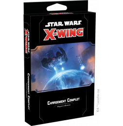 Star Wars X-Wing 2.0 - Chargement Complet (Extension Engins)