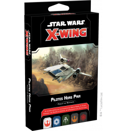 Star Wars X-Wing 2.0 - Pilotes Hors Pair (Extension Renforts)