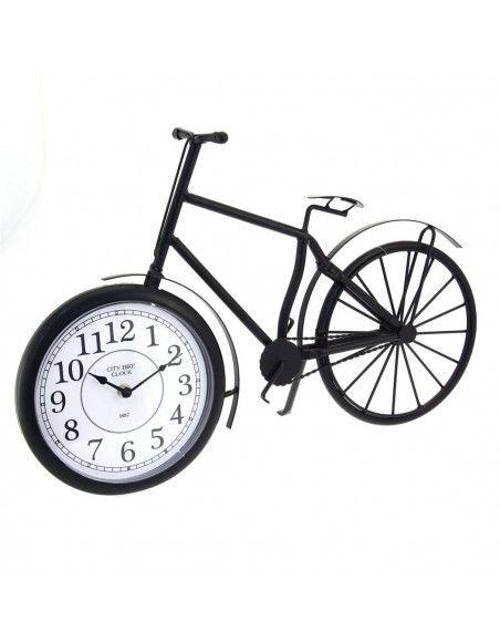Horloge vélo vintage - 33 x 49 cm - Pendule originale