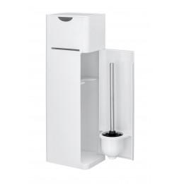 Combiné WC 6 en 1 - Imon - Blanc mat