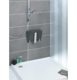 Siège de douche repliable - 120 kg - Secura Premium