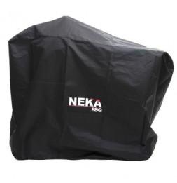 Housse de protection barbecue - L 125 x l 70 x H 90 cm - Noir