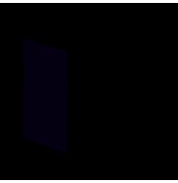 Armoire suspendue Switch SW 5 - L 30 x P 30 x H 30 cm - Blanc
