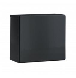 Armoire suspendue Switch SW 5 - L 30 x P 30 x H 30 cm - Gris