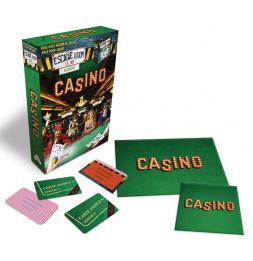 Coffret de jeu - Escape Game - Pack extension - Casino