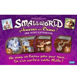 Extension de Small World : Honneur aux dames ! - Jeux Spécialistes