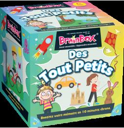 BrainBox des tout petits - Jeux Enfants