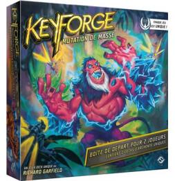 Boîte de Départ de Keyforge : Mutation de Masse (Saison 4) - Jeux Spécialistes