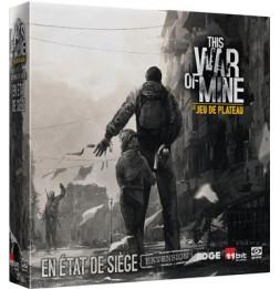 Extension This War of Mine: En État de Siège - Jeux Spécialistes