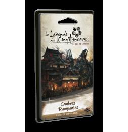 Cycle 4 du jeu La Légende des Cinq Anneaux JCE: Ombres Rampantes - Jeux de Cartes Evolutifs
