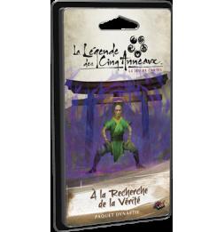 Cycle 4 du jeu La Légende des Cinq Anneaux JCE: Recherche de la Vérité - Jeux de Cartes Evolutifs