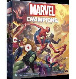 Base du jeu Marvel Champions : Le Jeu de Cartes - Jeux de Cartes Evolutifs