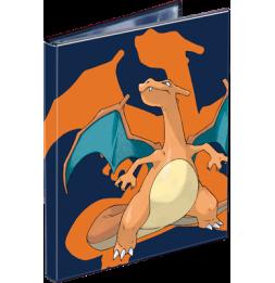 Pokémon : Portfolio A5 80 cartes Dracaufeu - Accessoires de cartes