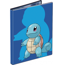 Pokémon : Portfolio A5 80 cartes Carapuce - Accessoires de cartes