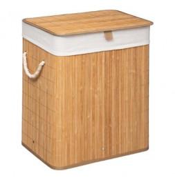 Panier à linge - Bambou