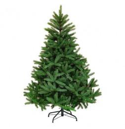 Sapin de Noël  - D 130 cm x H 180 cm - Leafly prince-  Vert