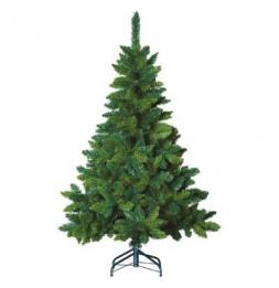 Sapin de Noël  - D 153 cm x H 240 cm - Blooming -  Vert