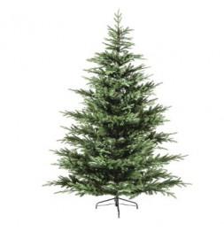 Sapin de Noël - D 146 cm x H 210 cm - Helsinki -  Vert