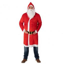 Déguisement Père Noël - Adulte - Velours