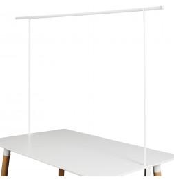 Barre décoration de table ajustable - L 250 cm x l 20 cm - Blanc