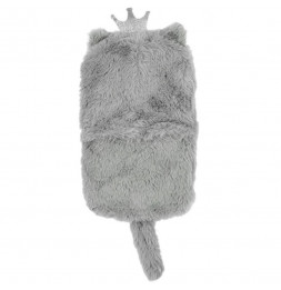 Bouillote - Animal chat - 1 L - Gris