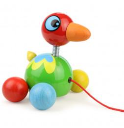 Baby Oiseau des îles - Vilac - Jeux et jouets