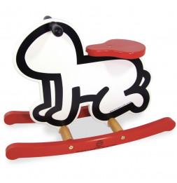 Bascule Keith Haring  - Vilac - Jeux et jouets