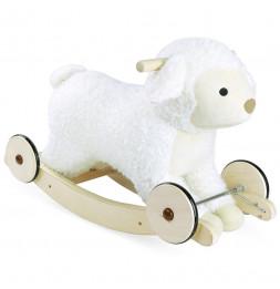Bascule Mouton 2 en 1 - Vilac - Jeux et jouets