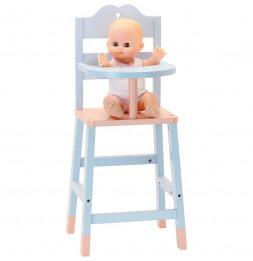 Chaise-Haute en bois - Vilac - Jeux et jouets