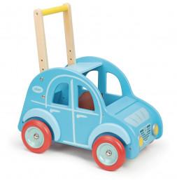 Chariot de marche voiture - Vilac - Jeux et jouets