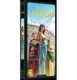 7 Wonders - Nouvelle Édition - Leaders - Extension