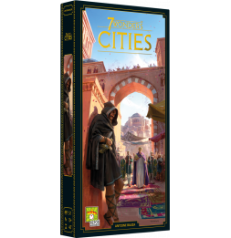 7 Wonders - Nouvelle Édition - Cities - Extension